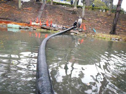 井水配管工事