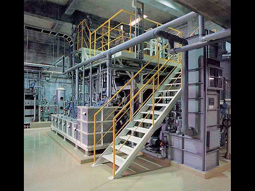 小規模実験廃水処理設備 © MESCO 三井金属エンジニアリング株式会社