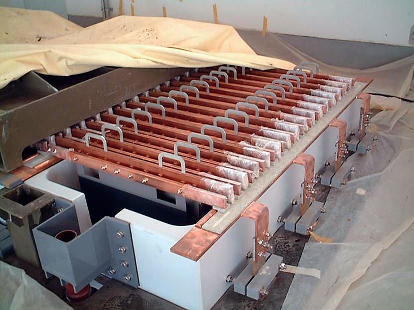 銅エッチング廃液銅回収装置 © MESCO 三井金属エンジニアリング株式会社