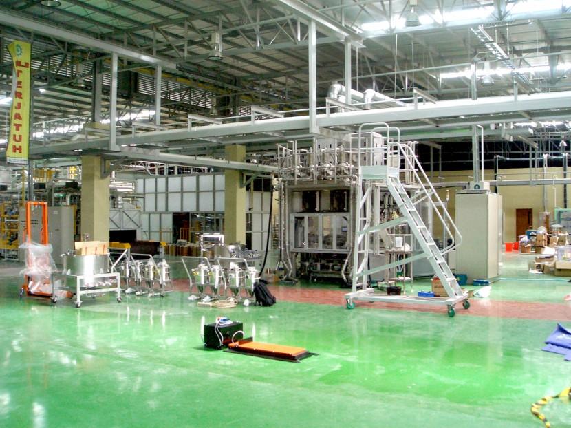 完成引渡 © MESCO 三井金属エンジニアリング株式会社