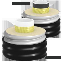 凍結防止用アラミドがい装ポリエチレン管 GNGWDA/GNGWA