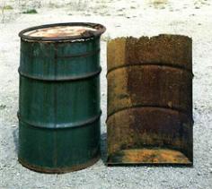 従来のドラム缶