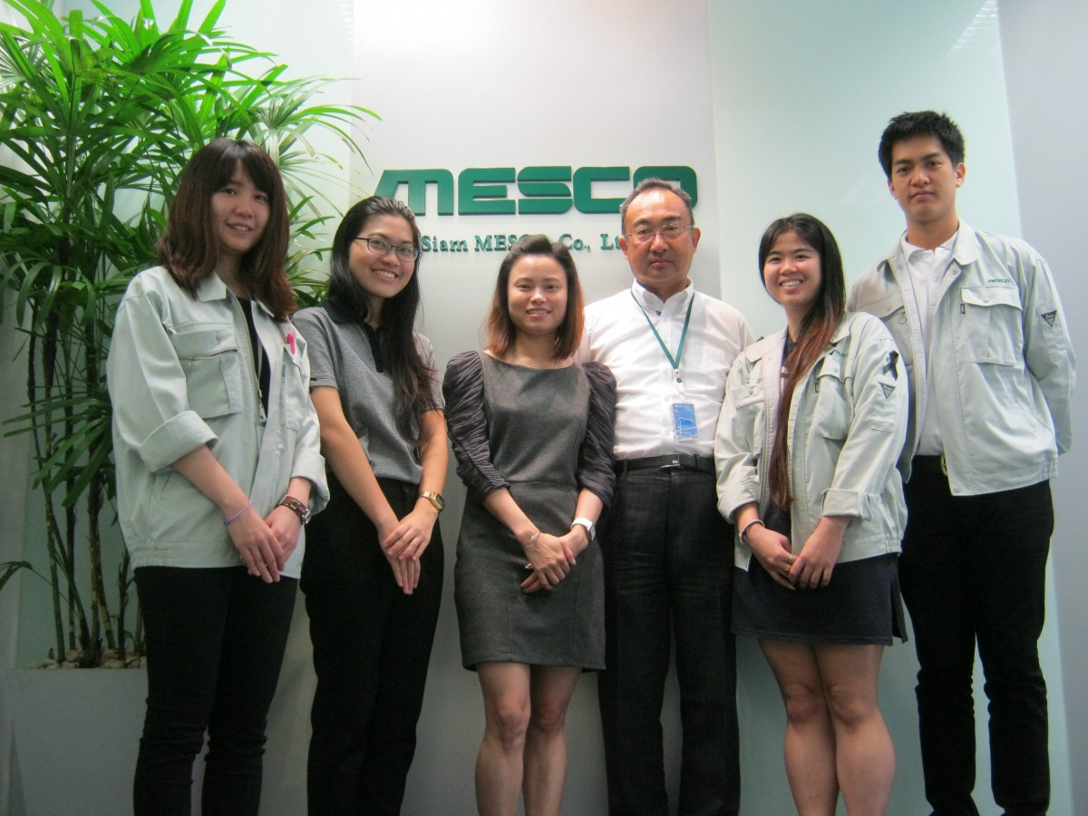 thai-staff © MESCO 三井金属エンジニアリング株式会社