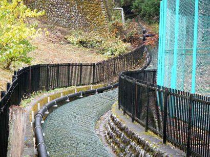 奥多摩町海沢・登計地内下水道管渠