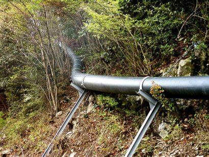 神戸市淡河環境センター雨水排水処理工事