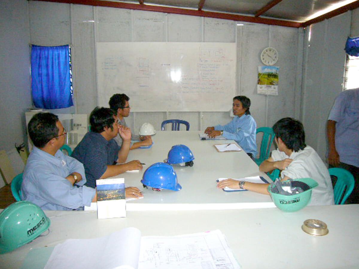 インドネシア駐在員事務所 © MESCO 三井金属エンジニアリング株式会社