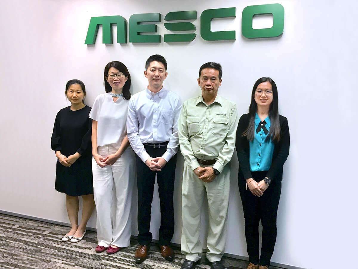マレーシア MESCOENG(MALAYSIA)SDN.BHD. © MESCO 三井金属エンジニアリング株式会社