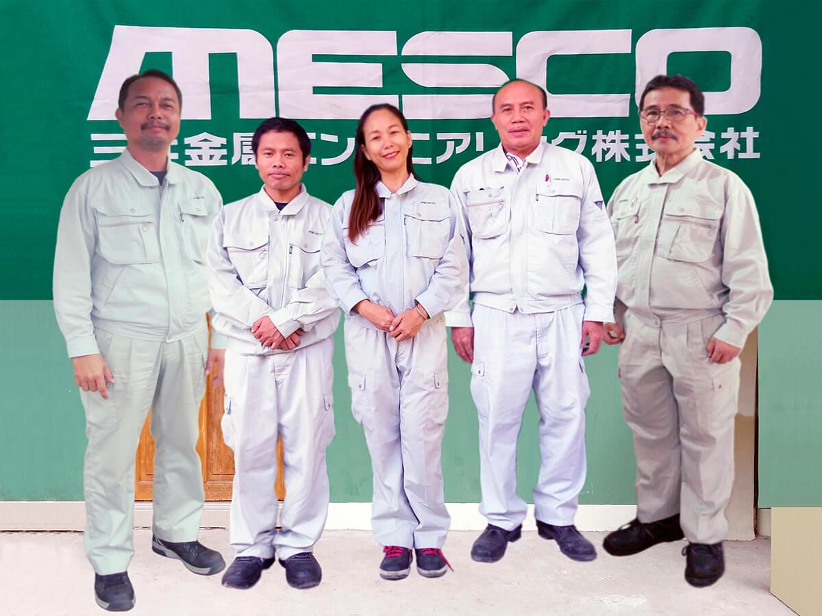フィリピン支店 © MESCO 三井金属エンジニアリング株式会社